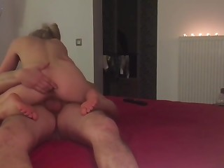 Hot gungy blowjob, rough shacking up there mamy positions cumshot medial pussy