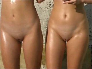 Russian beach babes