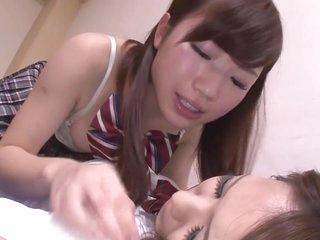 Japanese Lesbians -Schoolgirls