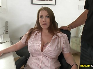 Bignaturals - Sleeping boobie loading=