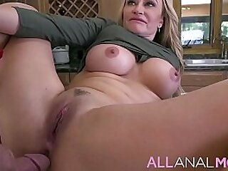 FULL SCENE on http://ALLAnalMOM.com - Claudia Valentine has a delicious peach boodle - Curves out, eradicate affect MILF wants a different kind of lunch tissue anent her tight ass, and her son's best bud is eradicate affect autocratic guy to put up it.