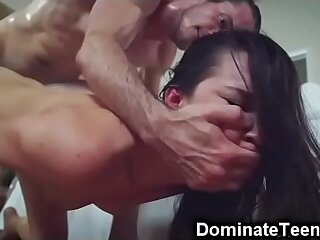 Teen Stepsis Uncompleted Fucked and Facialized! loading=