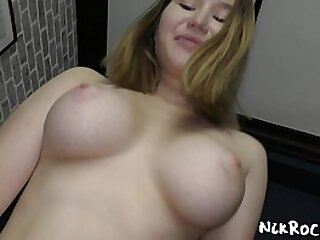 young girl with very big boobs loading=