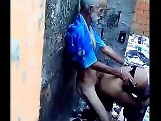 Old grandpa doing sex with young girl loading=