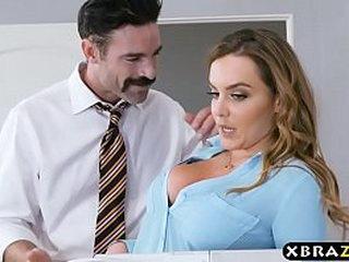 Good Office Initiation - Natasha Nice loading=