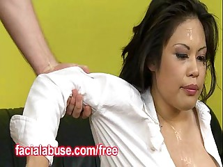 Asian Swallows Two Big White Rods