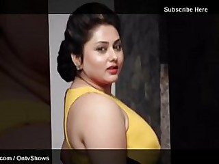 Namitha Huge Boobs & Cleavage