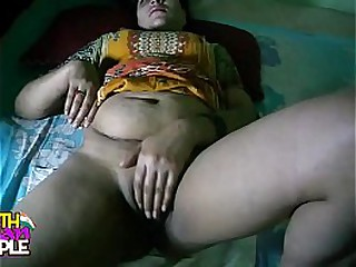 desi randi in home