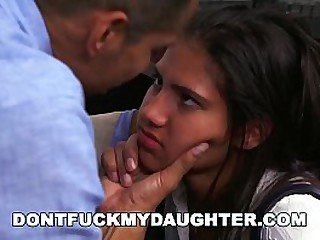 don and 039 t fuck my d. latin teen victoria valencia fucks daddy and 039 s employee loading=
