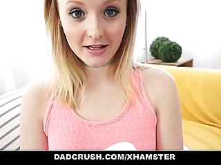 The Best Father's Day Gift Is Daughter's Tight Teen Pussy - Teamskeet