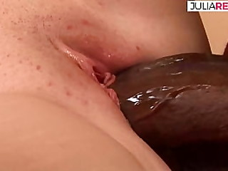 Her black boyfriend gives her the best sex with his big cock